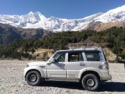 Jeep Tour to Lo Manthang